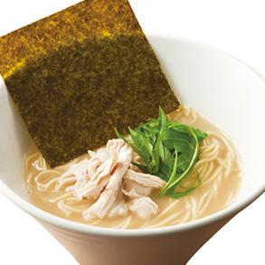 濃厚鶏白湯ラーメン