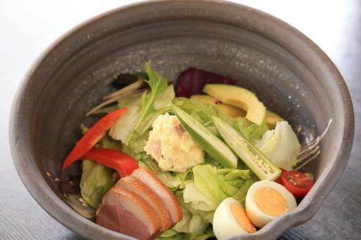 花厨サラダ