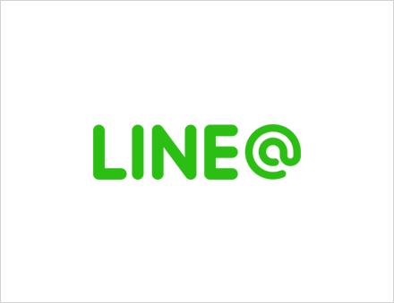 LINE@ロゴ画像