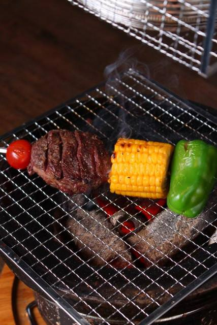 BBQ串 牛ハラミ
