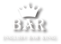 English BAR THE KING
