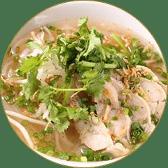 スープが自慢のフォー!!