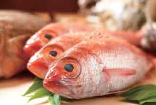 鮮魚地物そろえてます。