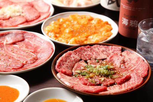七輪炭火焼肉 遊輪 柿生店