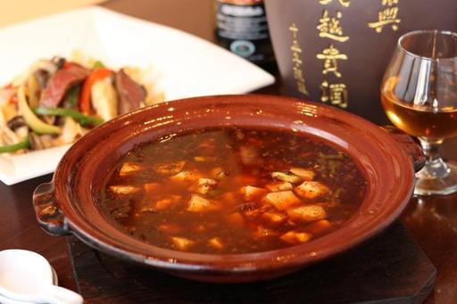 中国料理蓮花