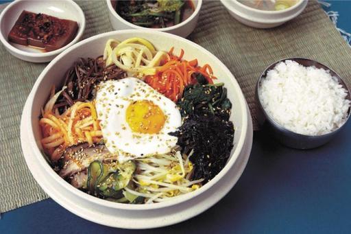 焼肉韓国家庭料理 民俗村