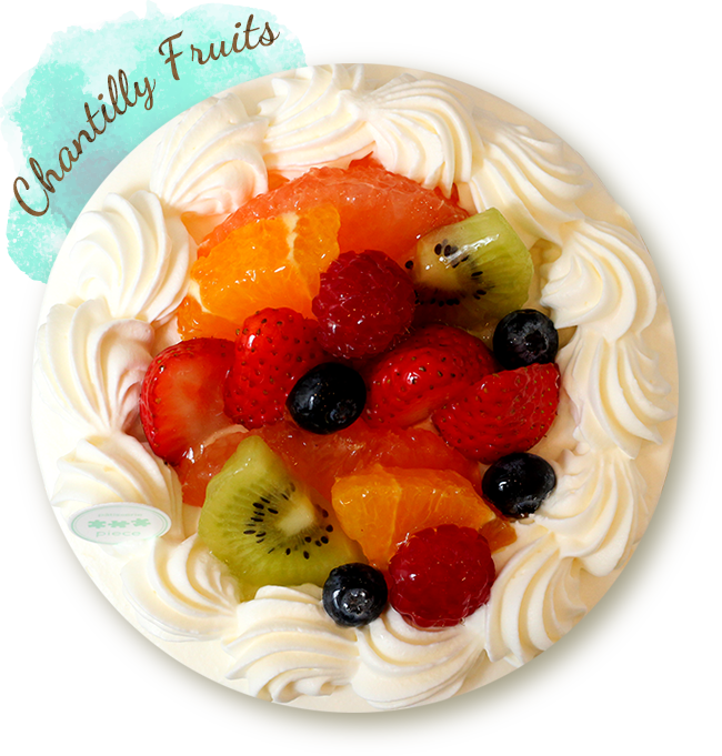 Chantilly Fruits