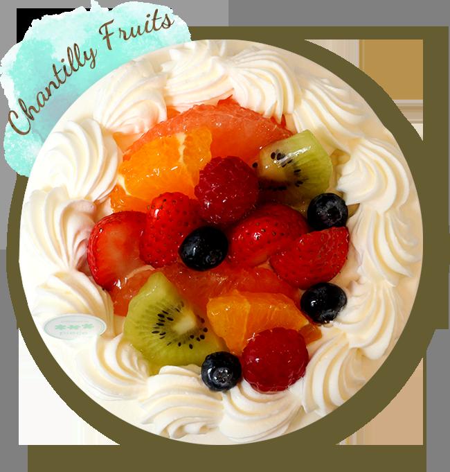 Chantilly Fruits