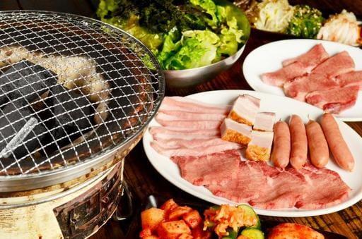◆90分BBQ食べ飲み放題コース◆
