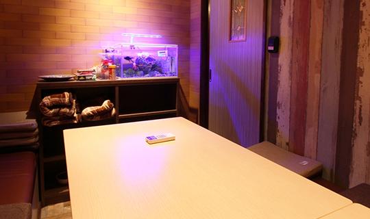 完全個室タイプの居酒屋♪のイメージ