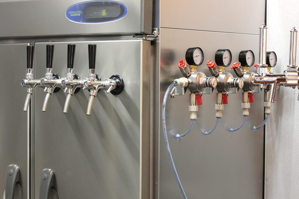 クラフトビール専用サーバーのイメージ
