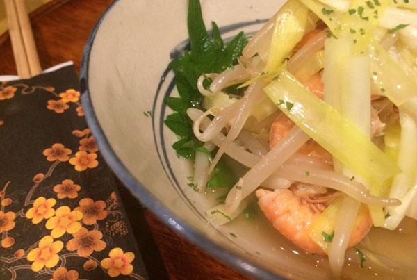 これこそ、日本人の歴史や文化、礼儀や誇りを表現する「淡味」です! 世界に日本人が届けましょう!