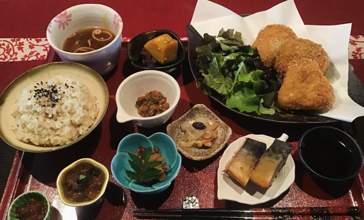 根菜の米粉コロッケ 特製3種の野菜 コロッケセット
