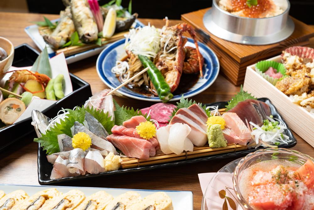 和食一筋20年、春風店主が造る鮮魚と四季を感じる料理の世界