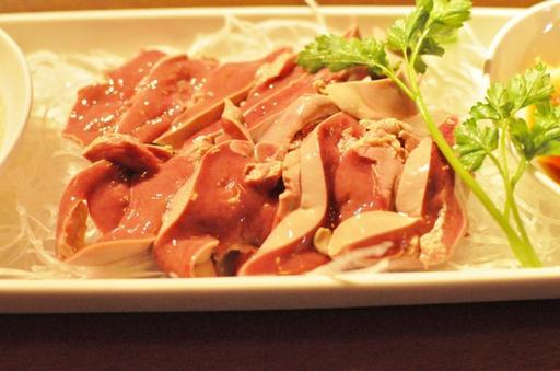 北海道産 鶏の白レバーの