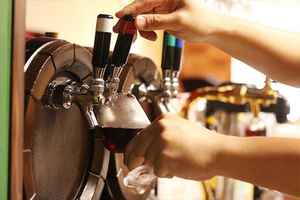 樽生ワイン&スパークリングワイン