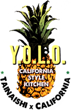 Y.O.L.O. CALIFORNIA STYLE KITCHEN