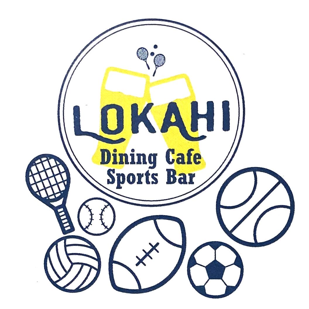 Dining Cafe Sports Bar LOKAHI