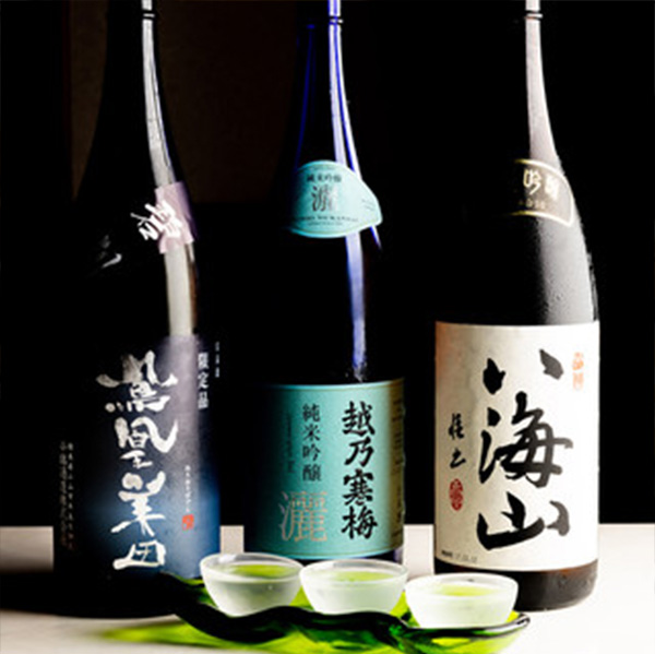 おススメの日本酒あります