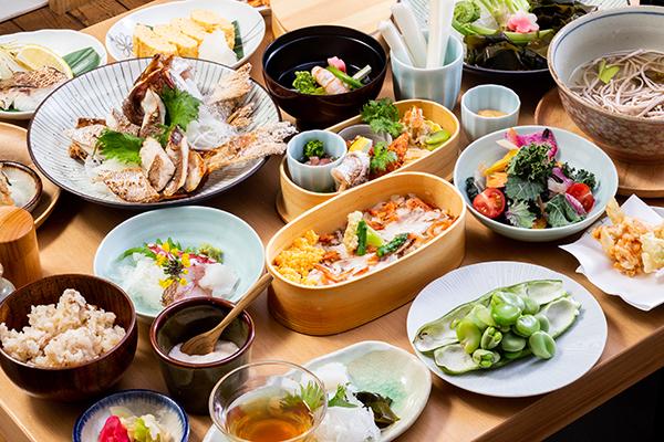 体にやさしいおいしい和食と栄養