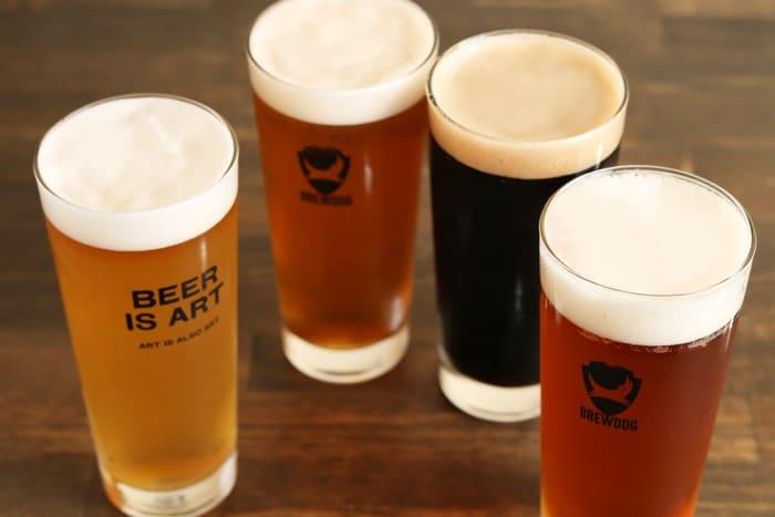 クラフトビール生樽 6種
