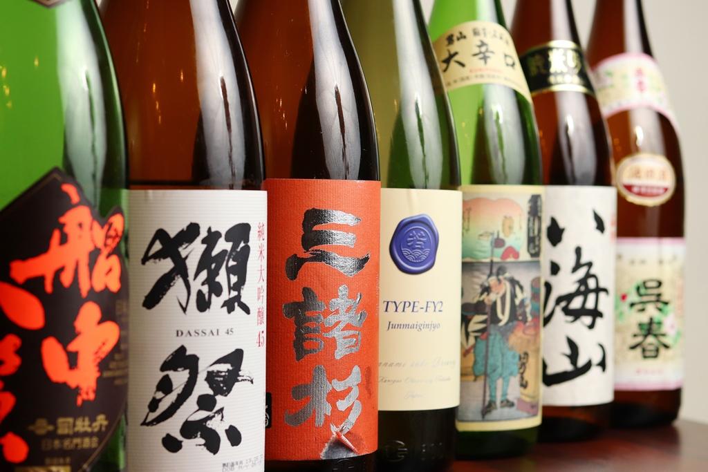 日本酒居酒屋なごみ