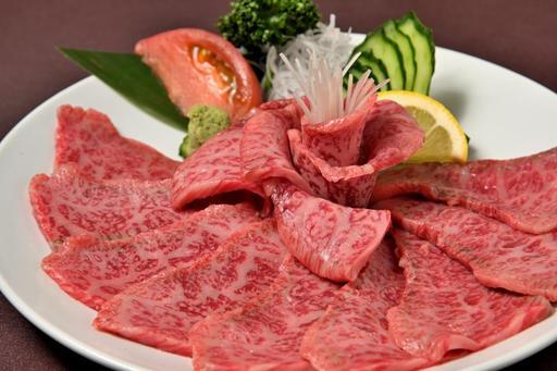 食べるべき一品/国産牛ローストビーフ
