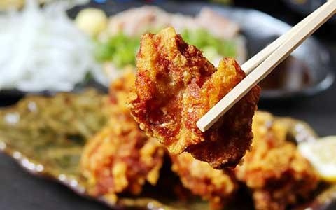 食べるべき一品/鶏の唐揚げ