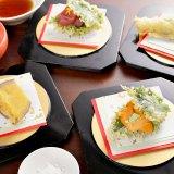 天ぷらお好み各種