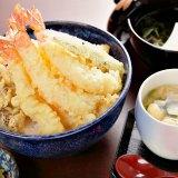 海老天丼セット(ランチ)