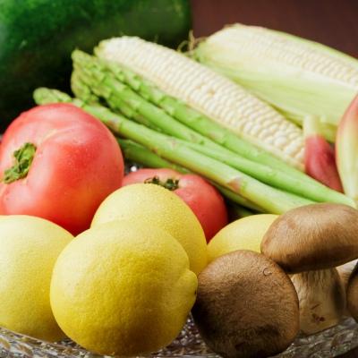 体に優しい有機野菜